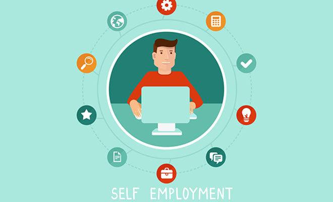 Self-employed